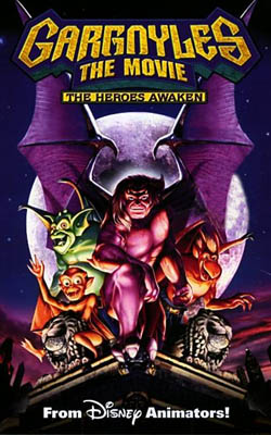 Gargoyles the Movie: The Heroes Awaken (1995)