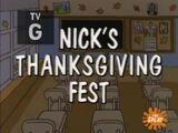 Nick's Thanksgiving Fest (1989)