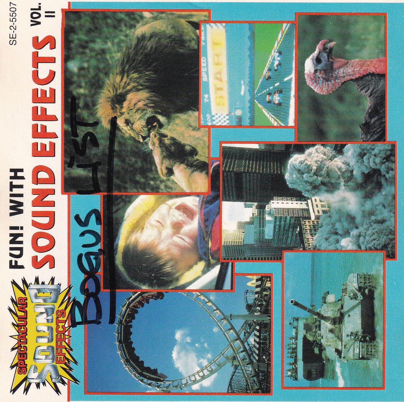 BigIdeas70258/Spectacular Sound Effects SFX libraries