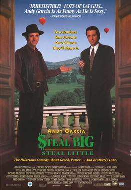 Steal Big Steal Little (1995)