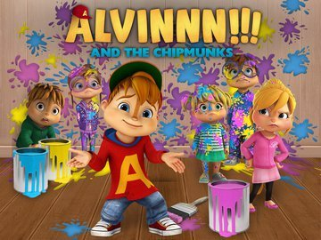 Alvin and the Chipmunks (2015 TV Series)