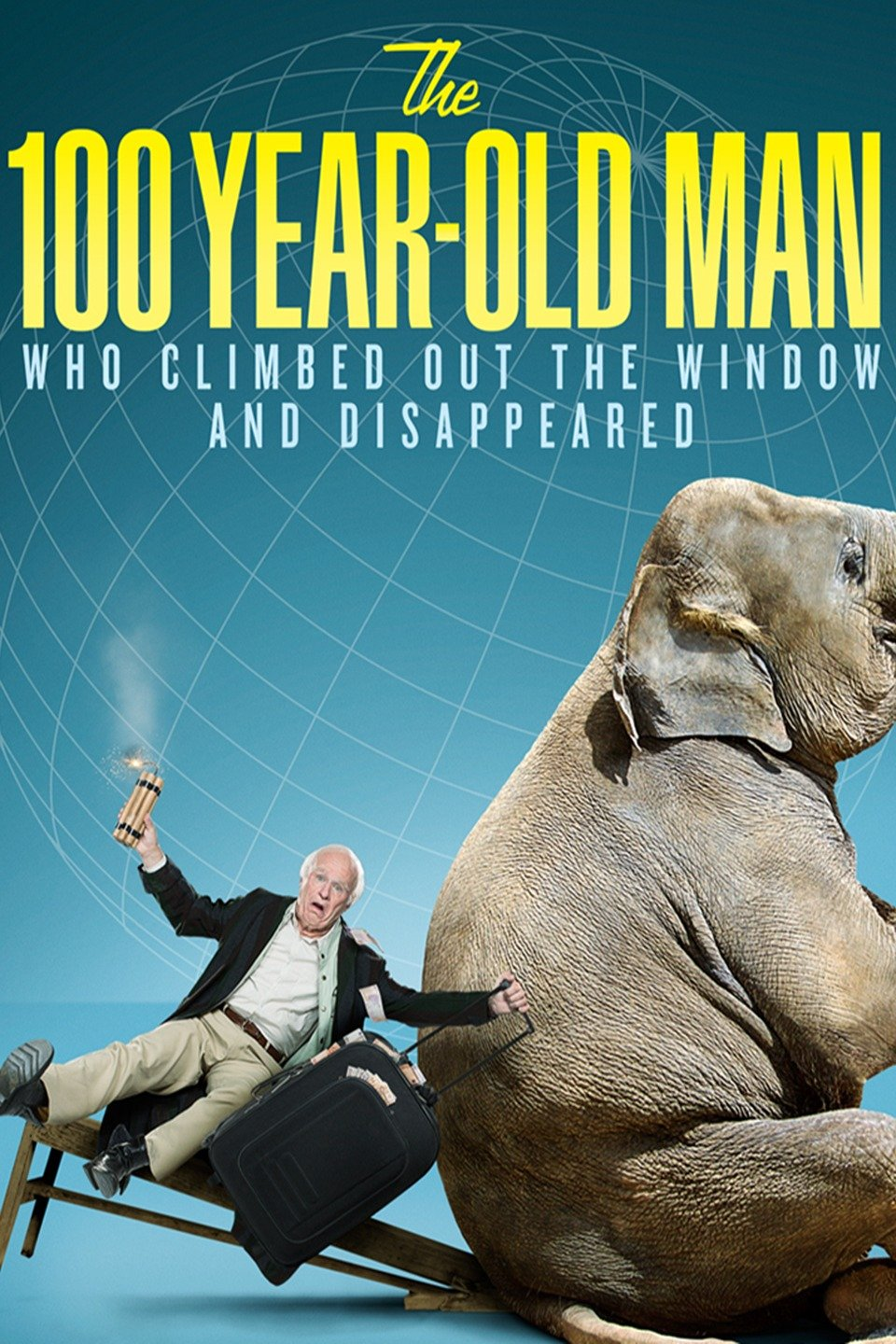 The Hundred-Year-Old Man Who Climbed Out the Window and Disappeared (2013)