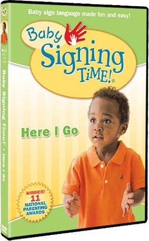 Baby Signing Time: Here I Go (2005)