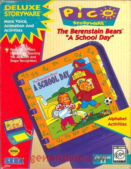 Berenstain Bears' A School Day
