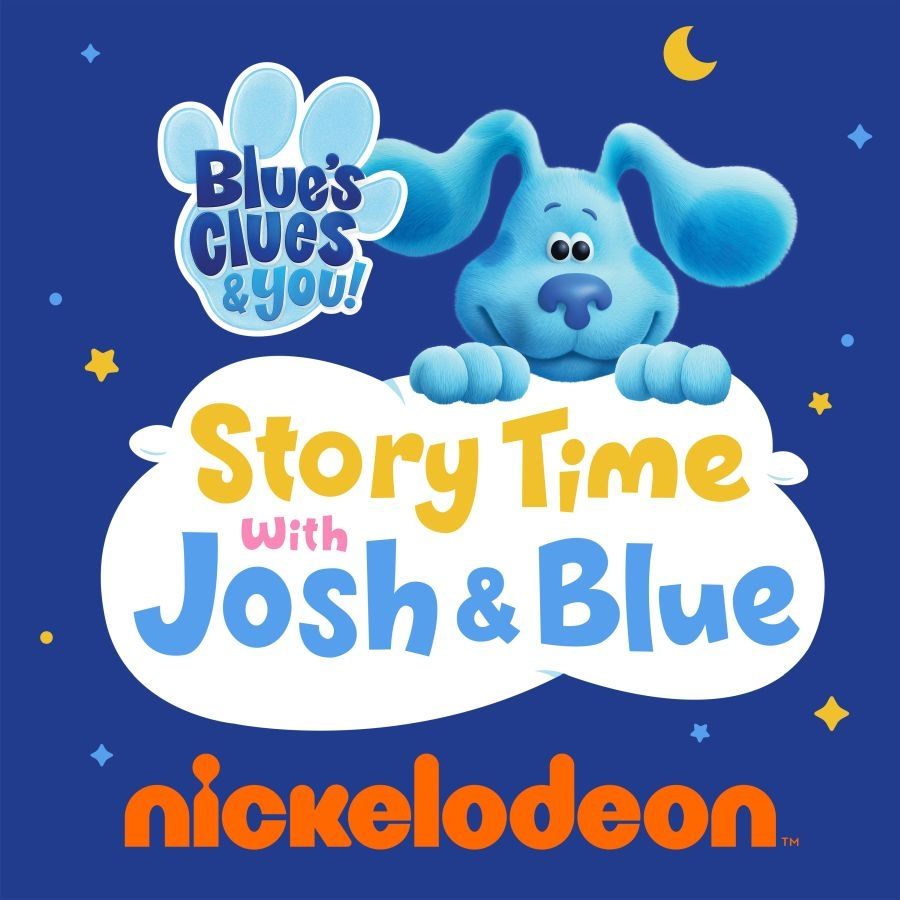 Story Time with Josh & Blue