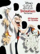 101 dalmatians tv series dvd cover