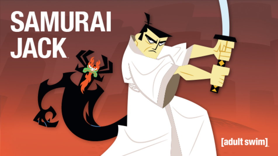 Samurai Jack (2017 TV Series)