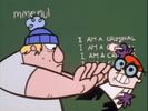 Dexter's Lab Detention - Joel Valentine Punching Sound
