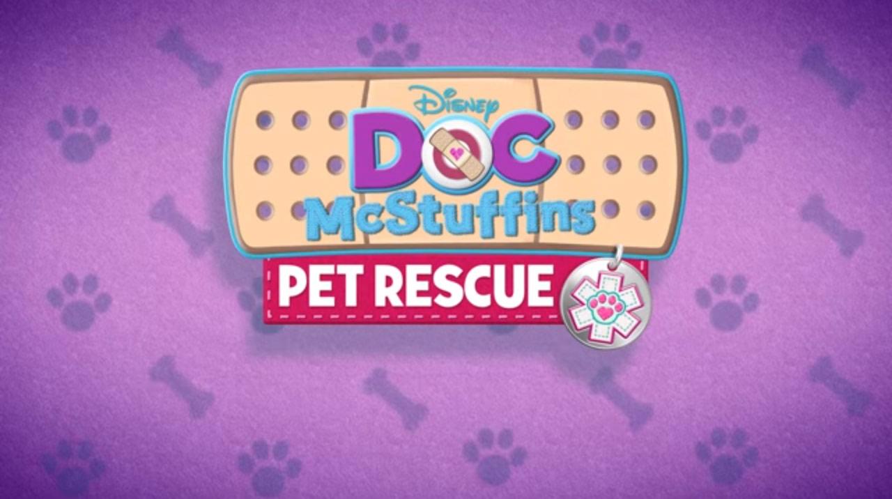 Doc McStuffins Pet Rescue Shorts