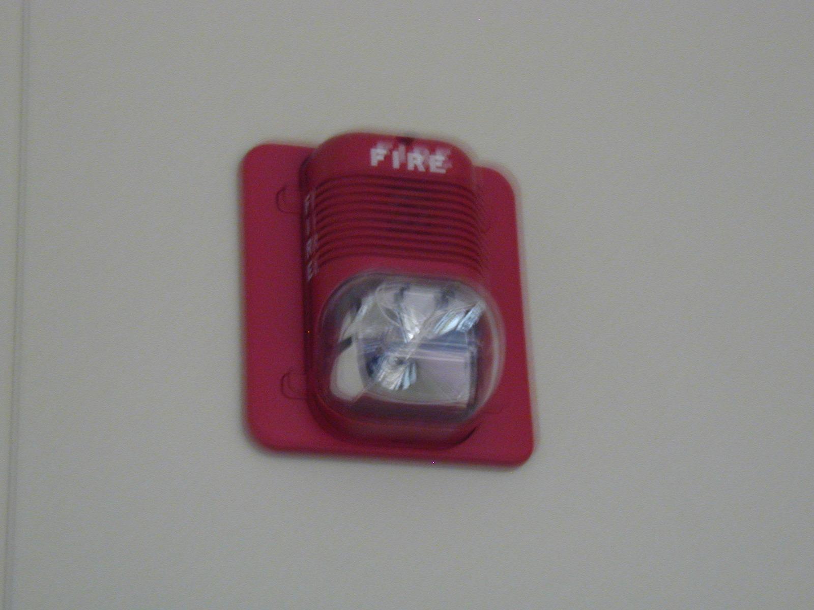 SPECTRALERT CLASSIC FIRE ALARM