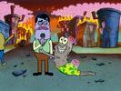 SpongeBob's Last Stand Sound Ideas, SCREAM - MALE, AGONY, HUMAN, HORROR 01