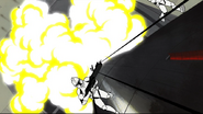 Star Wars Clone Wars CHAPTER 3 SKYWALKER, EXPLOSION - MASSIVE INFERNO ROARING (high-pitched)