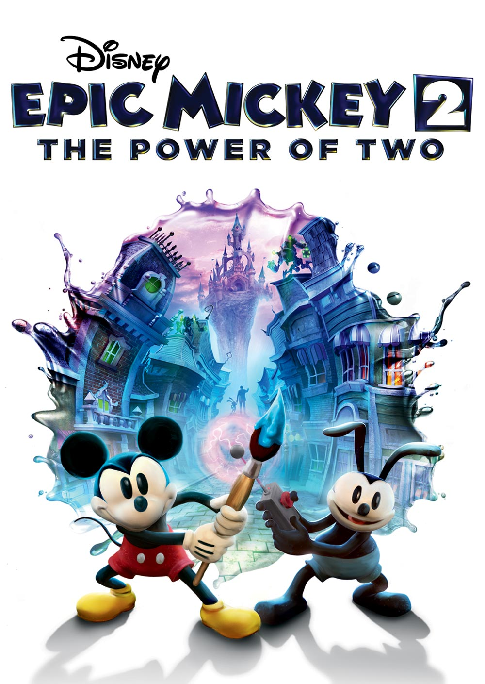 Epic Mickey 2: The Power of Two (Video Game)