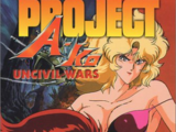 Project A-ko: Uncivil Wars (1990)