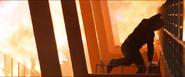 Quantum of Solace (2008) NEW WORLD FIREBALL BURST 01
