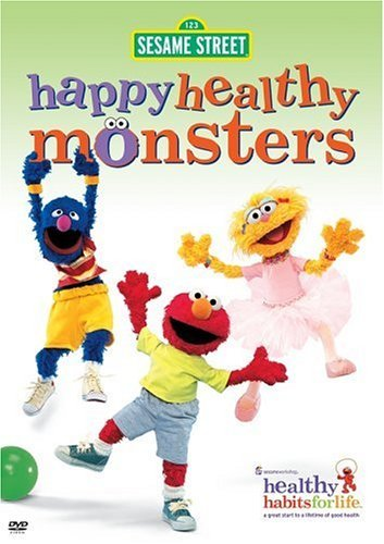 Sesame Street: Happy Healthy Monsters (2005) (Videos)