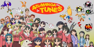 Azumanga Tunes Poster.png