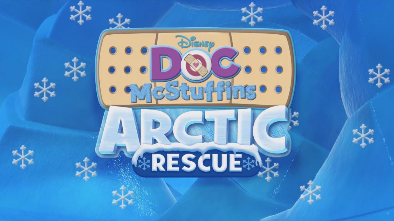 Doc McStuffins Arctic Rescue Shorts