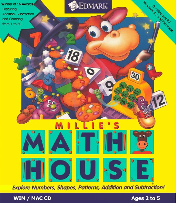 Millie's Math House
