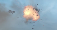Rebels Flight of the Defender - Skywalker Whistling Ricochet Explosion