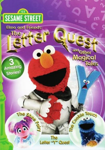 Sesame Street: Elmo and Friends: The Letter Quest and Other Magical Tales (2009)