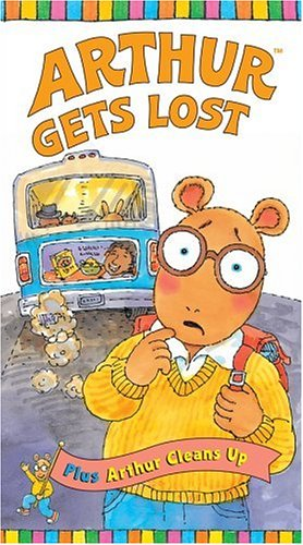 Arthur: Arthur Gets Lost (1999) (Videos)