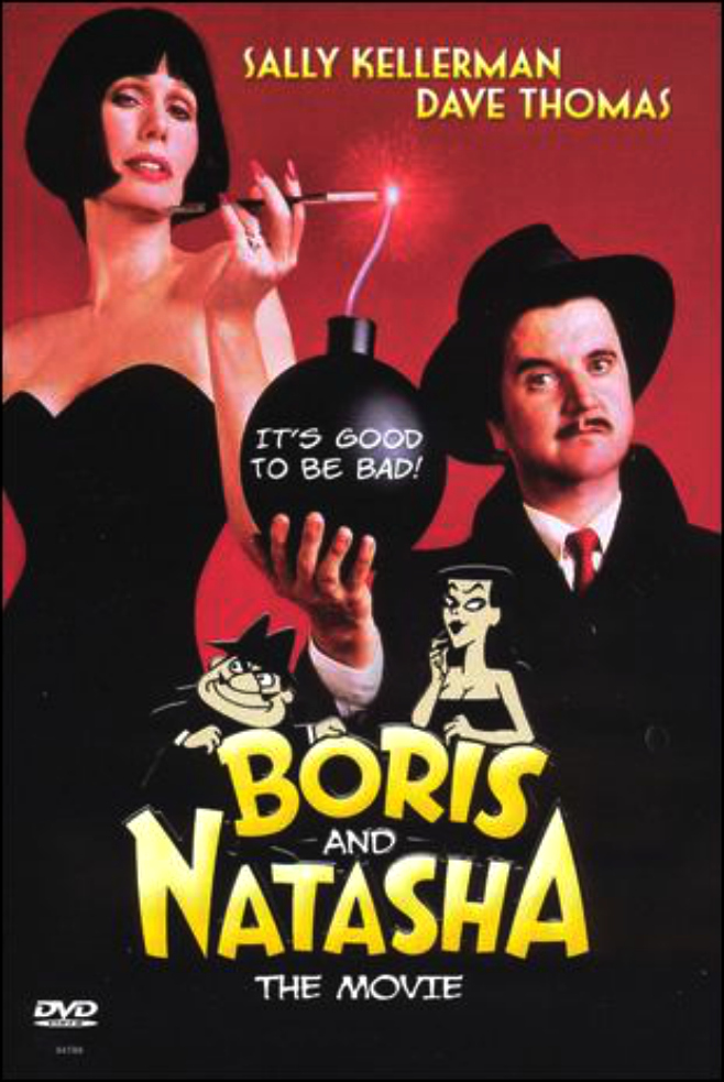 Boris and Natasha: The Movie (1992)