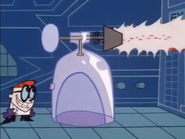 Dexter's Lab Continuum of Cartoon Fools - HB Space Scatter Ray(Low Pitched)