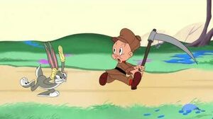 """Looney Tunes Cartoons Presents """"Dynamite Dance"""" with Bugs Bunny and Elmer Fudd"""