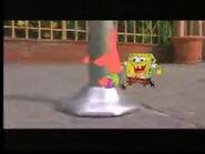 SpongeBob SquarePants Movie TV Spot SPLAT, CARTOON - WET HIT 02