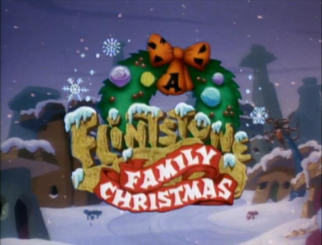 A Flintstone Family Christmas (1993)