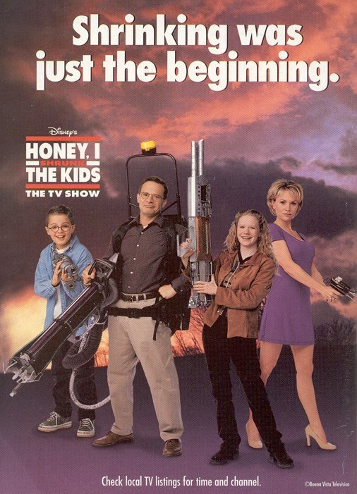 Honey, I Shrunk the Kids: The Series