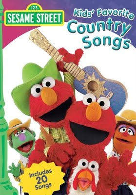 Sesame Street: Kids' Favorite Country Songs (2007)