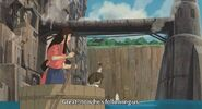 Spirited Away (2001) Sound Ideas, SWIMMING - INDOOR - JUMP OFF SIDE, POOL, WATER