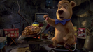 Yogi Bear (2010) Sound Ideas, BITE, CARTOON - BONE BITE