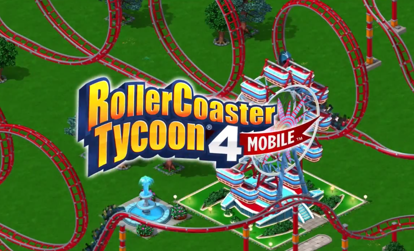 RollerCoaster Tycoon 4 Mobile (2014) (Video Game)