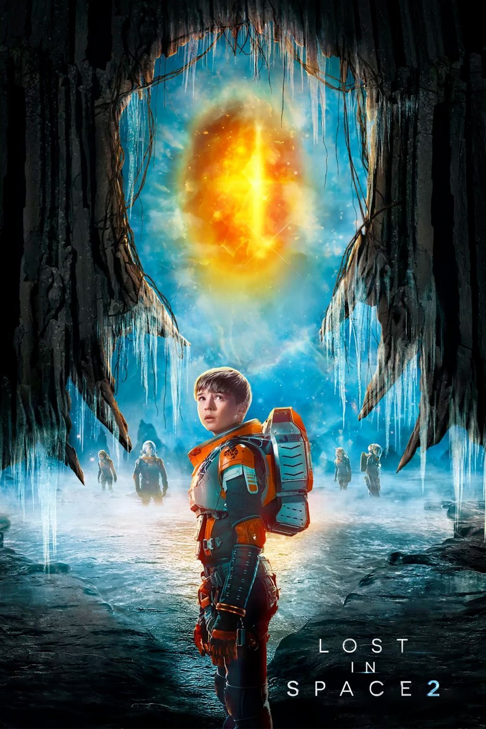 Lost in Space (2018 TV Series)