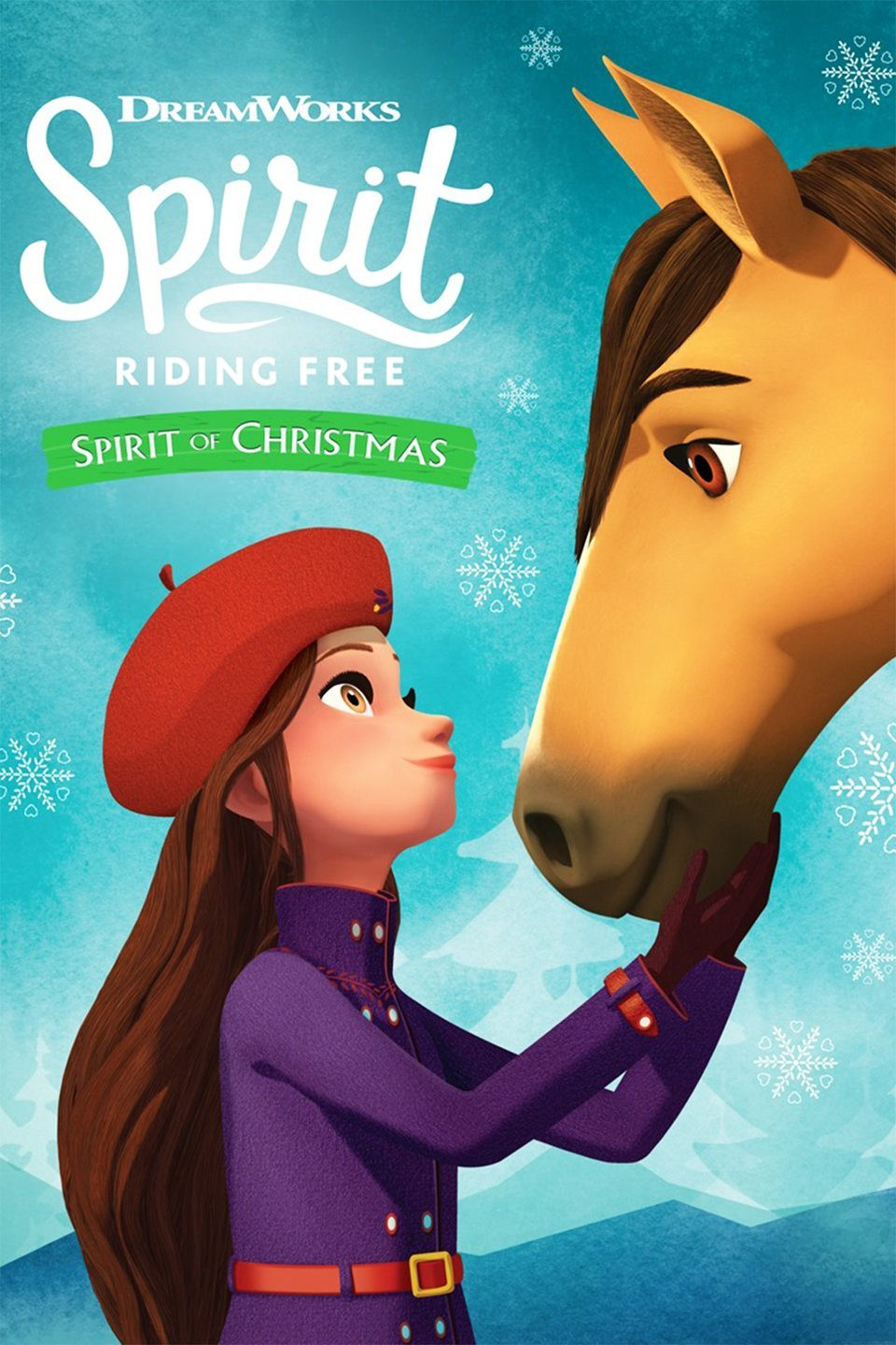 Spirit Riding Free: Spirit of Christmas (2019)