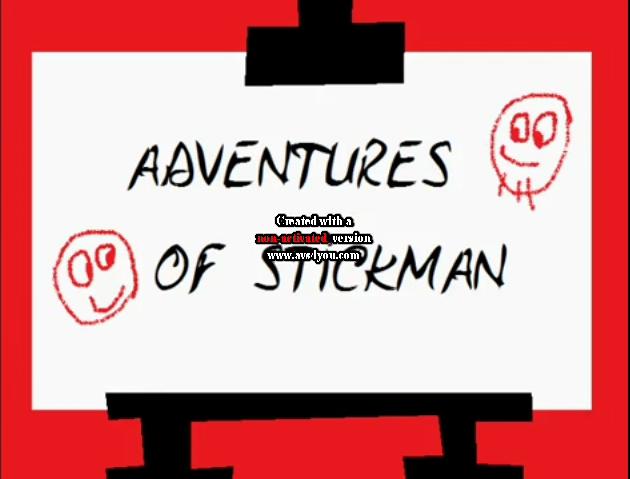 Adventures of Stickman Cartoons