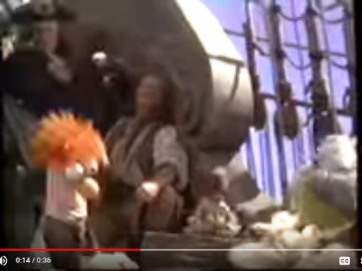 Muppet Treasure Island (1996) (Trailers)