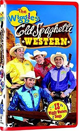 The Wiggles: Cold Spaghetti Western (2004) (Videos)