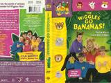 The Wiggles Go Bananas! (2009) (Videos)