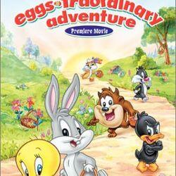 Baby Looney Tunes: Eggs-Traordinary Adventure (2003)