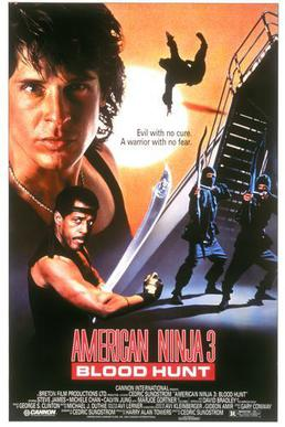 American Ninja 3: Blood Hunt (1989)