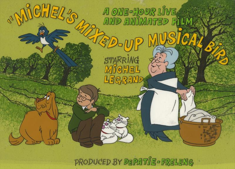 Michel's Mixed-Up Musical Bird (1978)