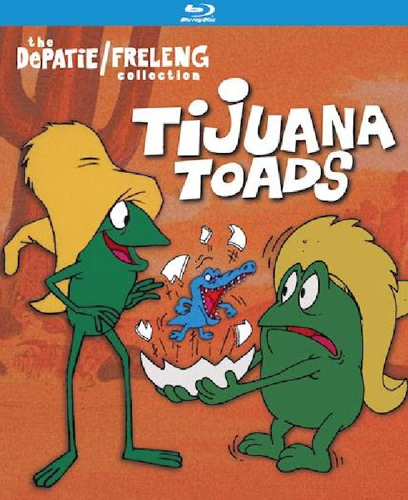 Tijuana Toads Cartoons