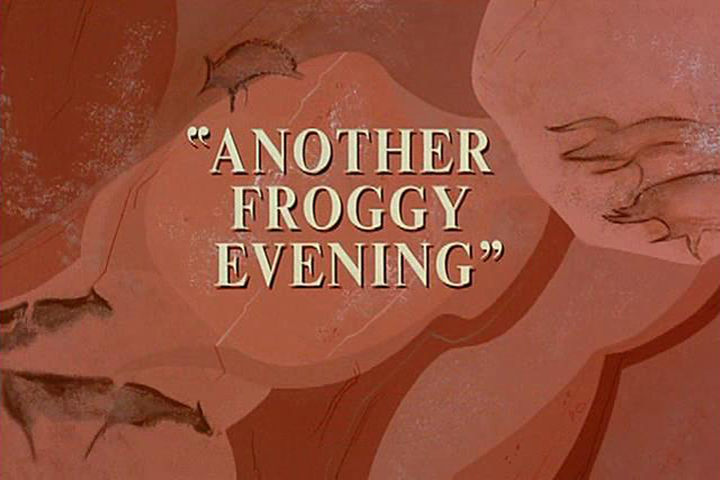 Another Froggy Evening (1995 Short)
