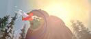 Brother Bear BITE, CARTOON - BIG CHOMP,