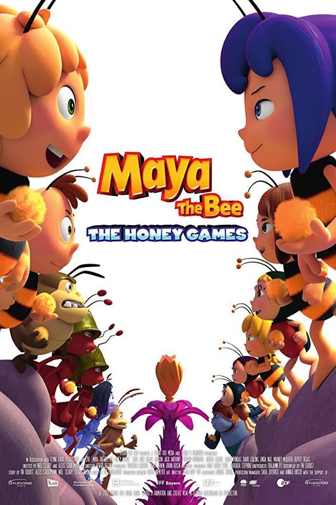 Maya the Bee: The Honey Games (2018)