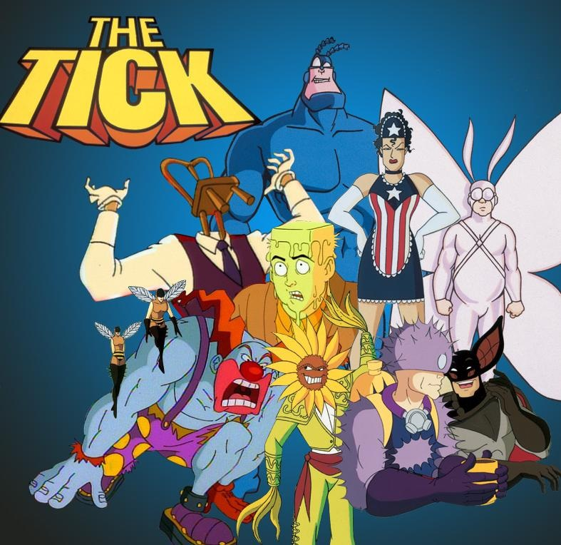 The Tick (1994 TV Series)